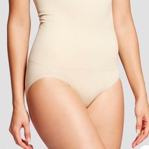 Maidenform Self Expressions High Waisted Brief